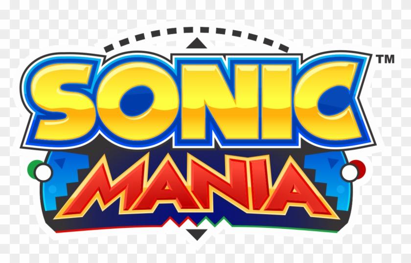 Sonic Mania Logo Png, Transparent Png (#718772).