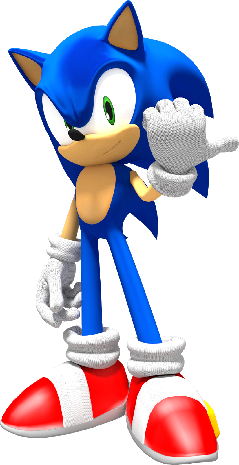 Thomas Dafoe Studios: Sonic the Hedgehog PNG Pack.