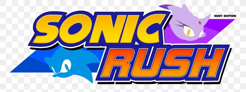 Sonic Rush Adventure Logo Sonic Adventure Sonic Generations.