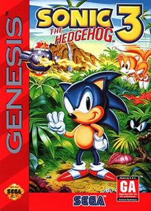 Sonic the Hedgehog 3.
