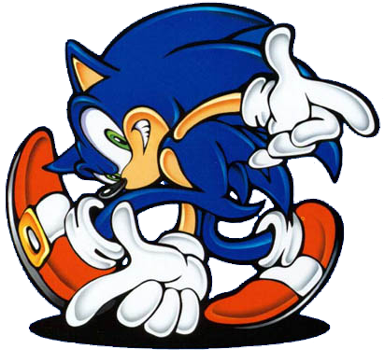 Sonic the hedgehog Graphics and Animated Gifs.