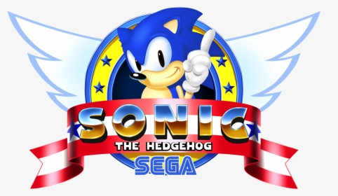 Sonic The Hedgehog Logo PNG Images, Transparent Sonic The.
