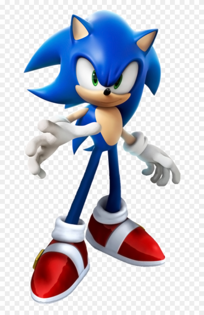 Sonic The Hedgehog Png Pic.