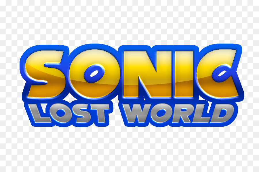 Sonic Lost World Logo Brand Font.