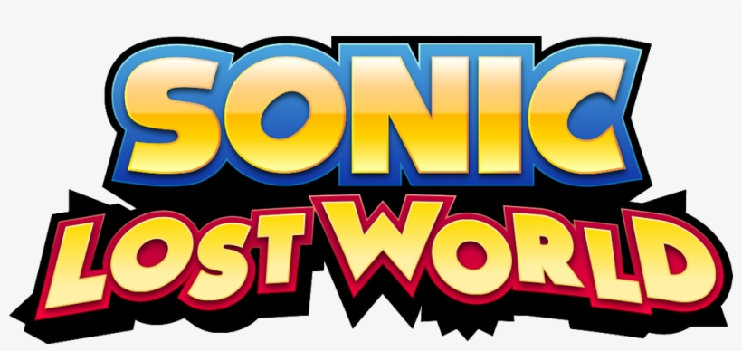 Sonic Lost World Logo Png.