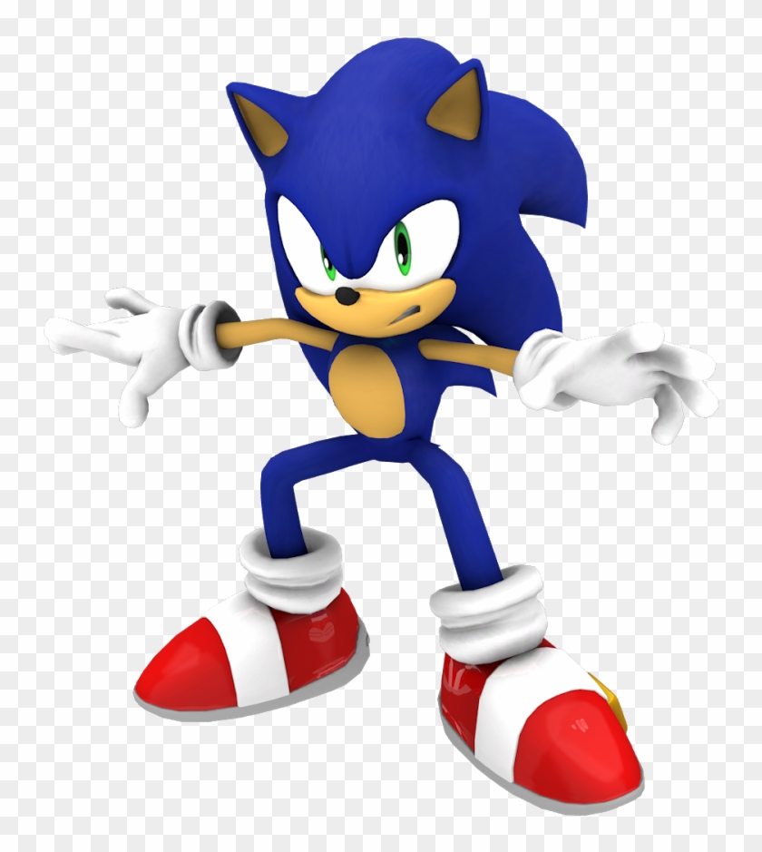 Sonic X Sonic Render, HD Png Download.