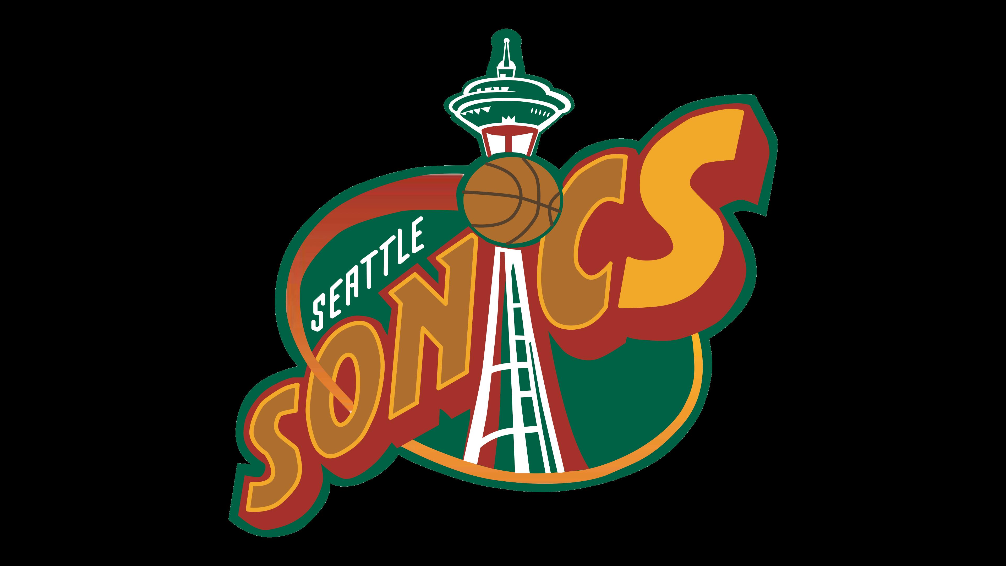 Oklahoma City Thunder Logos.