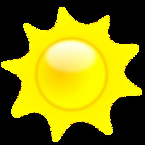 526 Sonne kostenlose clipart.