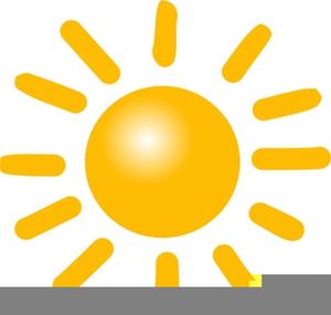 Sonne Clipart.