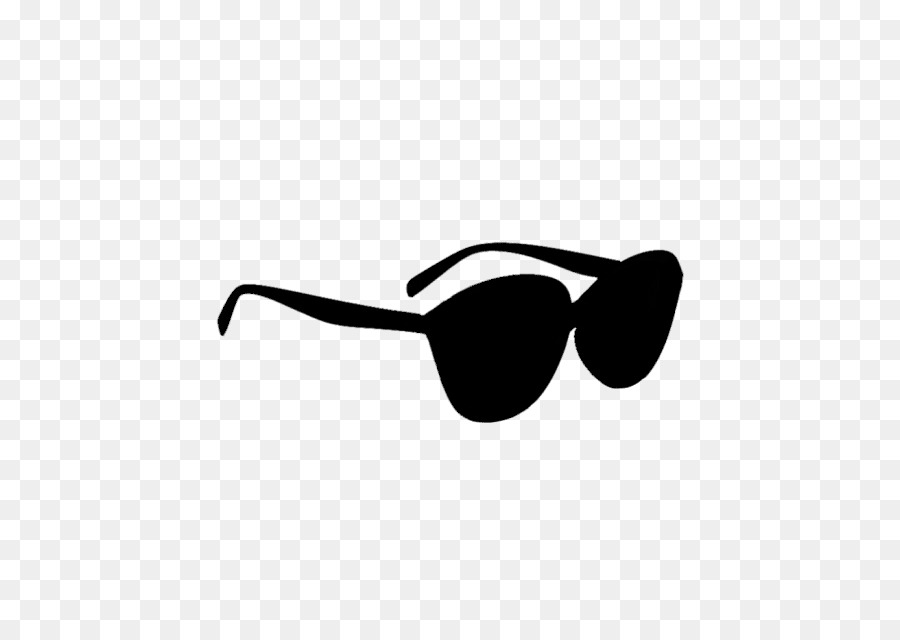 Sunglasses Goggles Clip art Black & White.