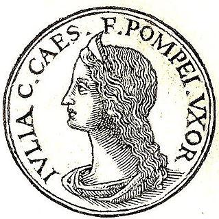 Iulia (Tochter Caesars).