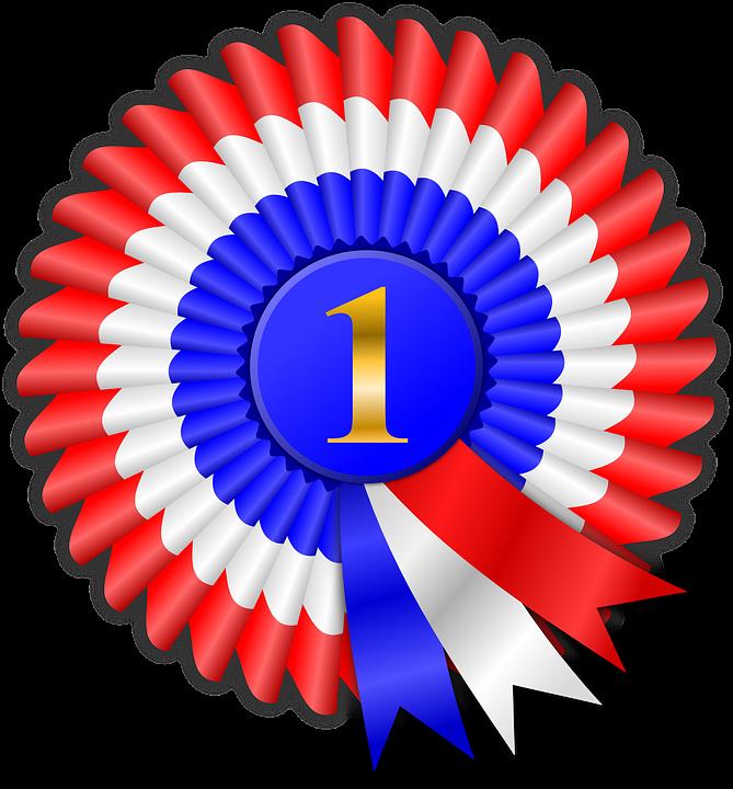 Free vector graphic: Award, Prize, Ribbon, Winner, Win.