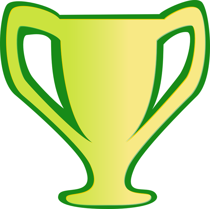 Free vector graphic: Trophy, Award, Medal, Success.
