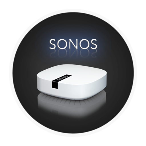 Sonos icon 1024x1024px (ico, png, icns).