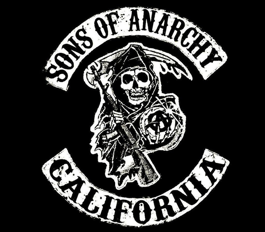 Sons of Anarchy Logo Wallpapers.