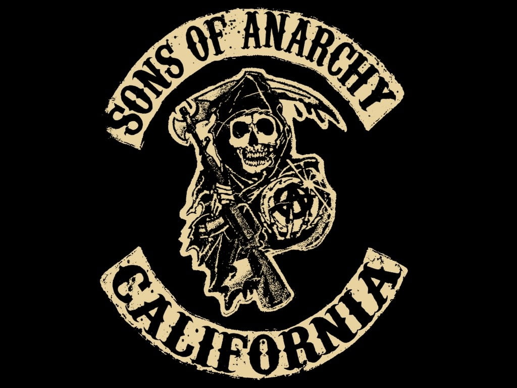Sons of Anarchy California logo, Sons Of Anarchy HD.