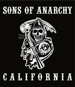 sons of anarchy Logo Vector (.EPS) Free Download.