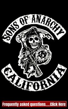 67 Best Sons Of Anarchy Logo images.