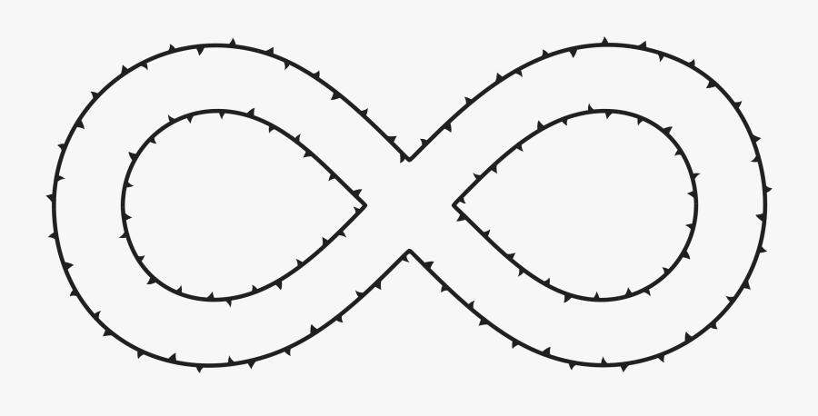 Infinite Thorns Clip Arts.