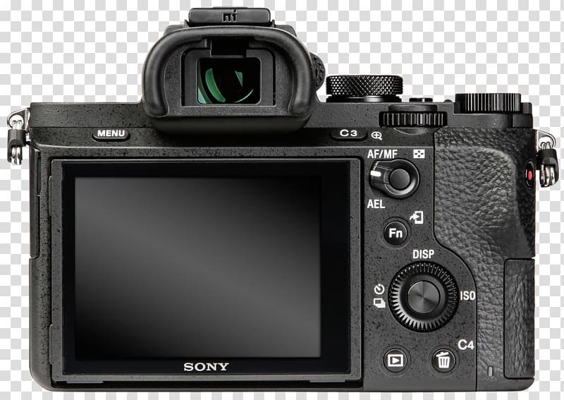 Sony Alpha 7R Sony α7 Sony a7 III Body Full.