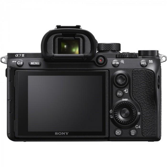 Sony Alpha a7 III Mirrorless Digital Camera (Body Only.
