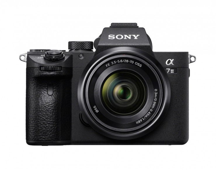 Sony Adds 4K to New a7 III Mirrorless Camera.