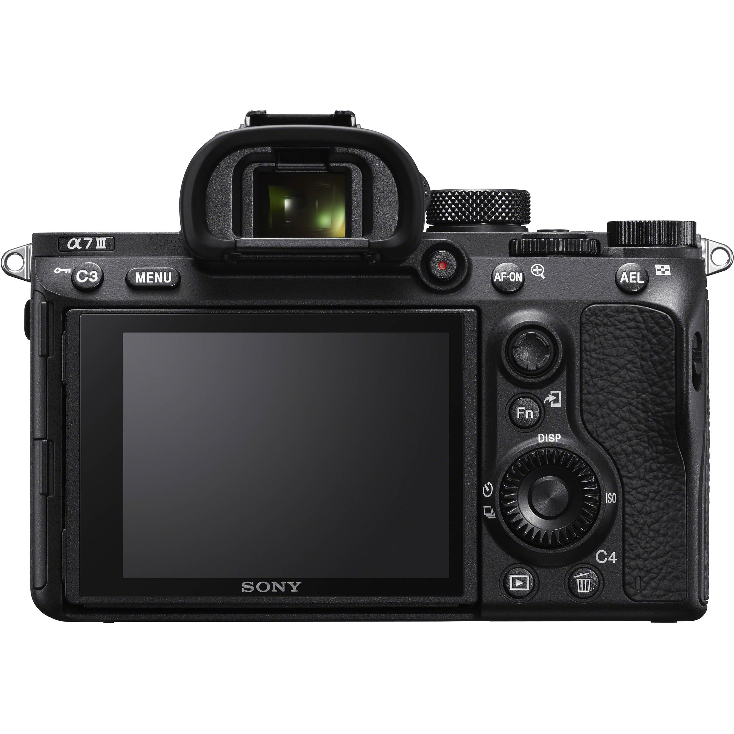 Sony Alpha a7 III Mirrorless Digital Camera (Body Only).