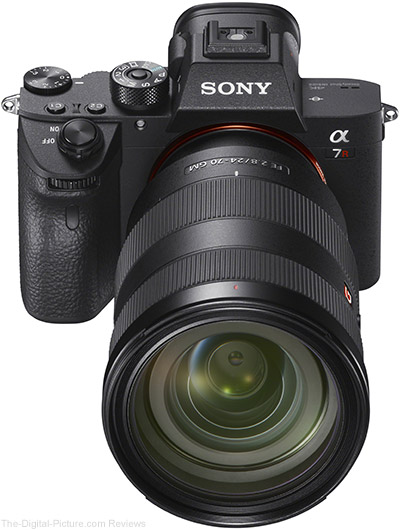 Sony a7R III Review.