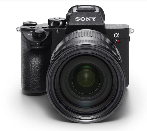 Sony Alpha A7r Iii 35 Mm Full Frame Camera With Autofocus.
