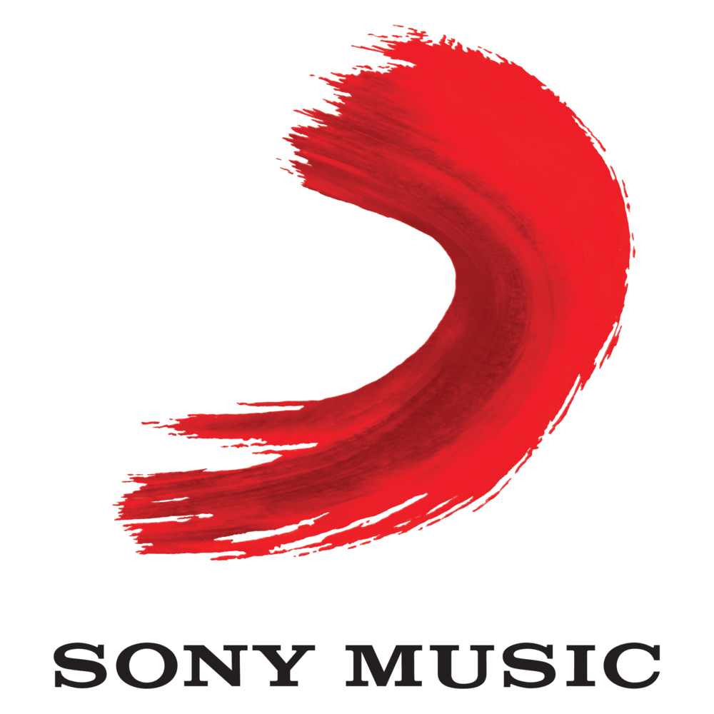 Sony music clipart.