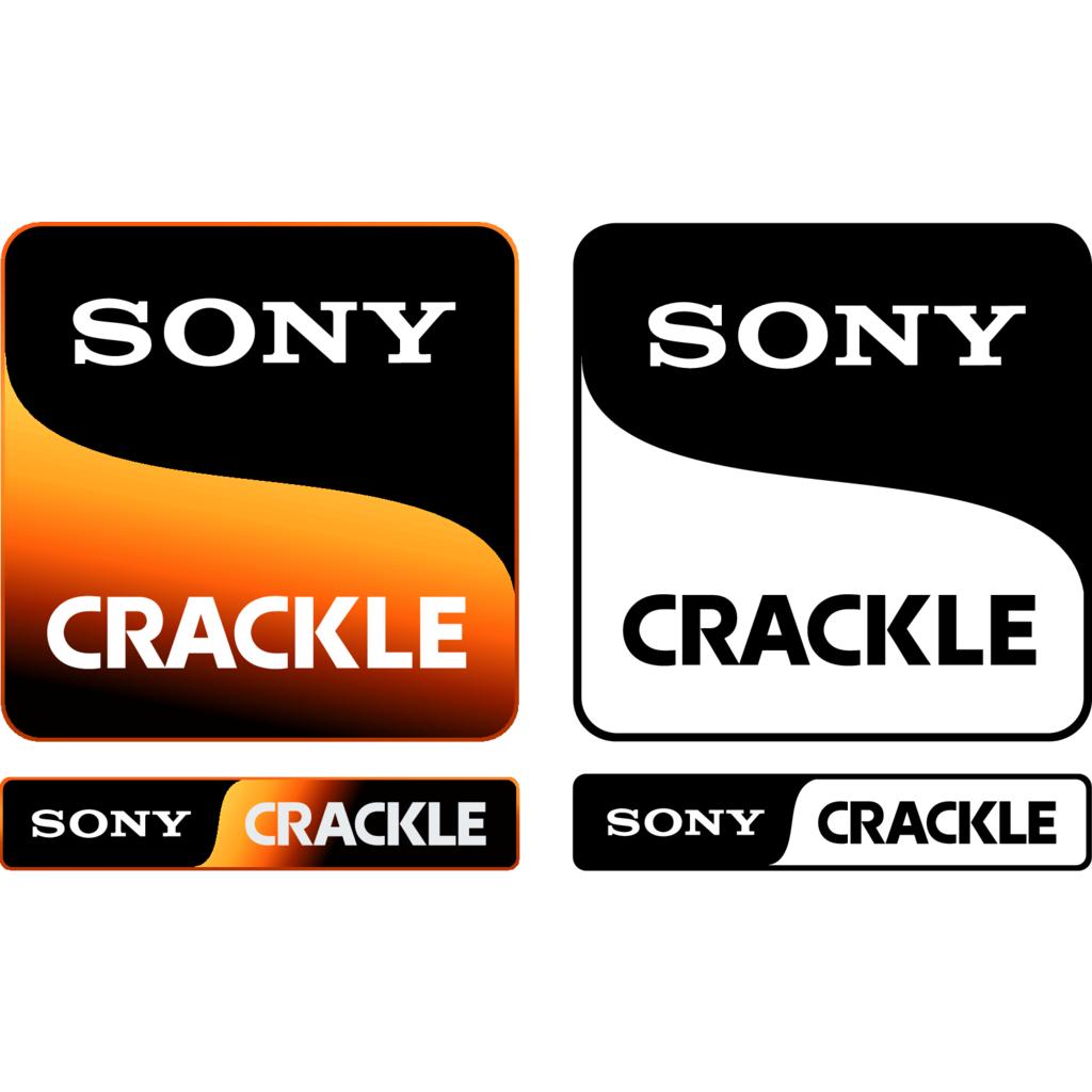 Sony Crackle logo, Vector Logo of Sony Crackle brand free.