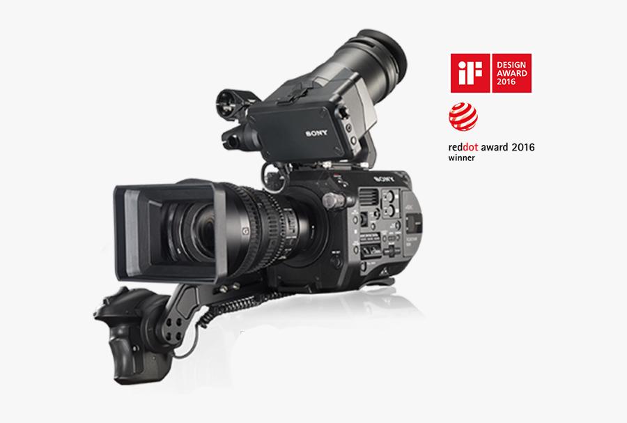 Digital Video Tv Team As Camcorder Video Cameras Xdcam.