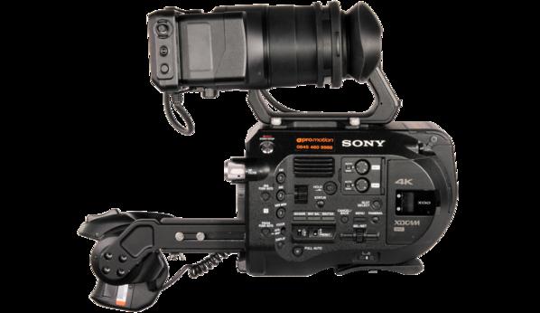 Sony PXW.