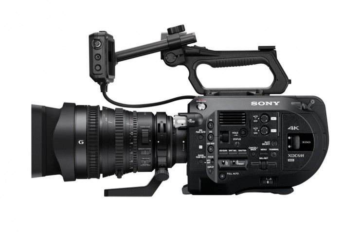 Sony FS7 Firmware 3.0 is Here: Focus Magnification Improved.