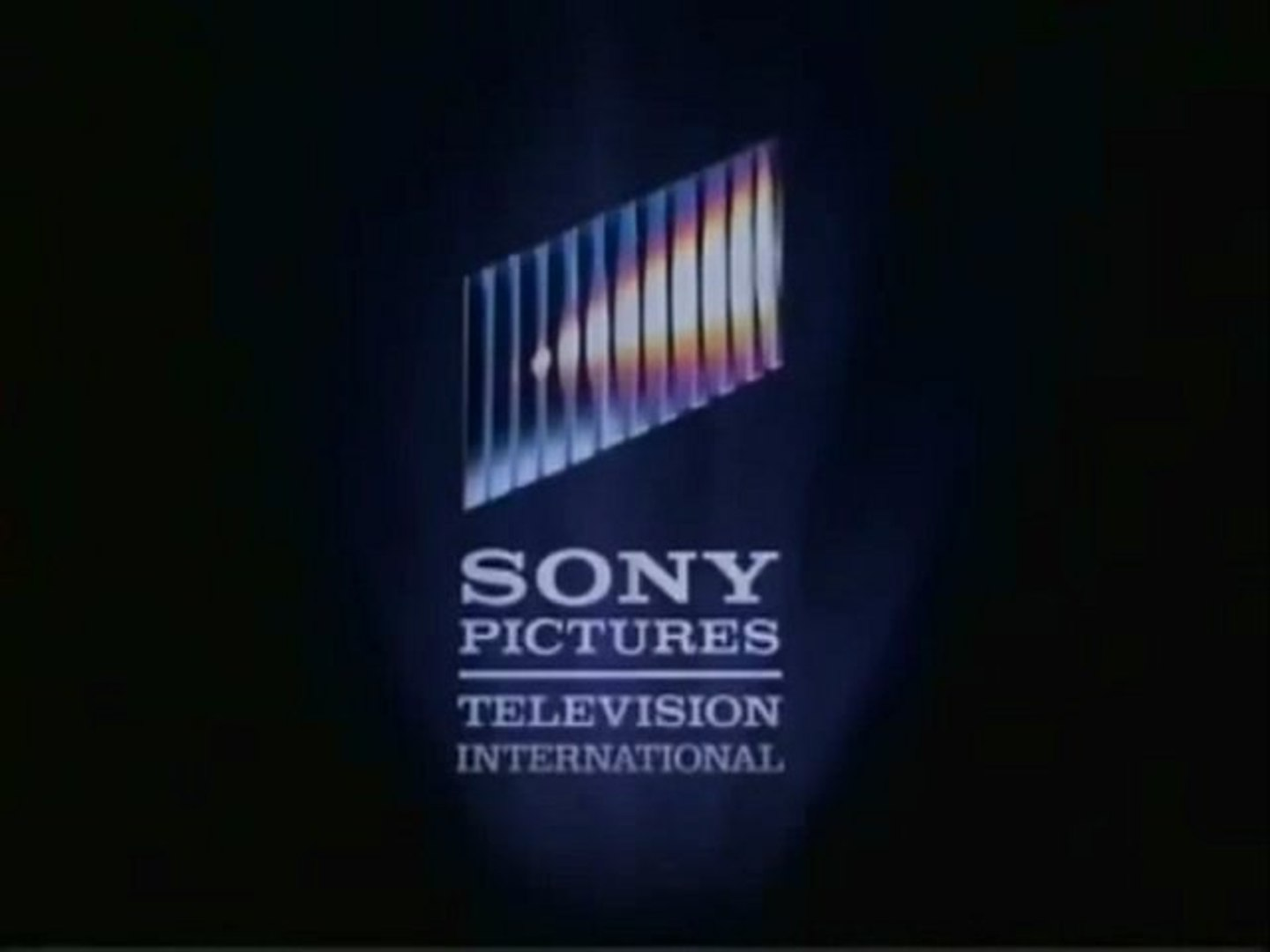Messing around with logos Sony Pictures Television International Part 1.