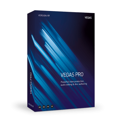 VEGAS Pro 17.
