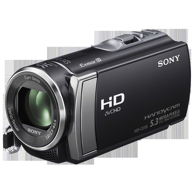 Video camera Handycam 1080p Sony camcorders.