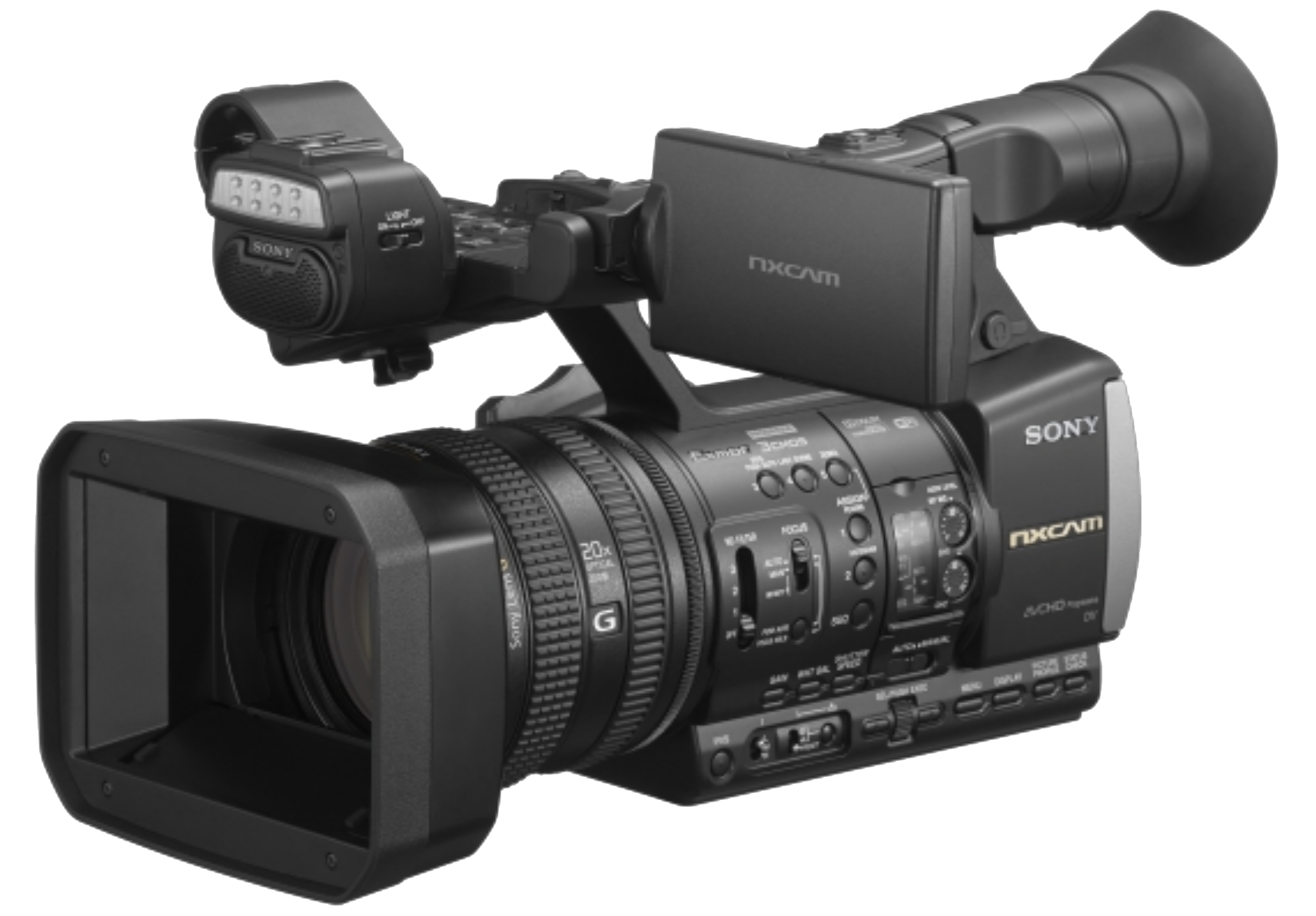 Camcorder 1080p Video camera Point.