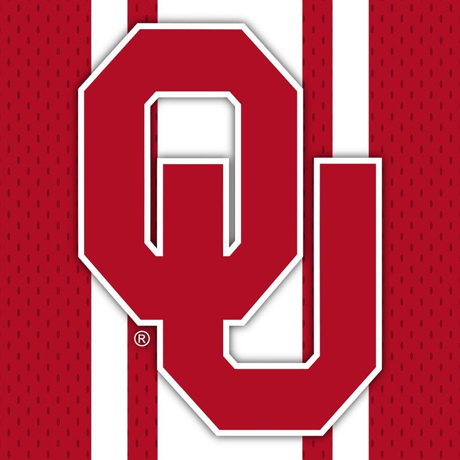 Oklahoma Sooners Logo Universal Car Seat Cover.