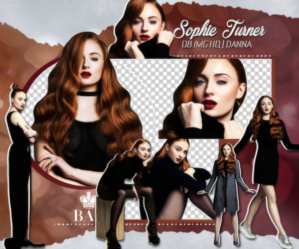 Pack Png 481 // Sophie Turner by BEAPANDA on DeviantArt.