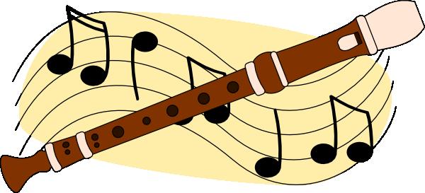 Flute Music Clip Art at Clker.com.