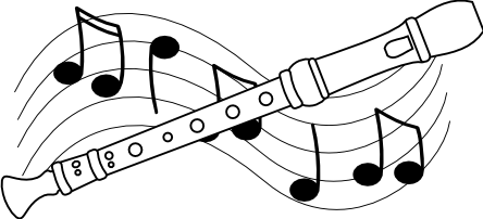 Soprano recorder download free clipart with a transparent.