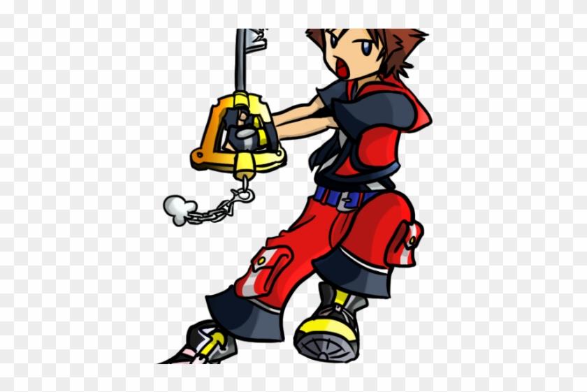 Kingdom Hearts Clipart Transparent.