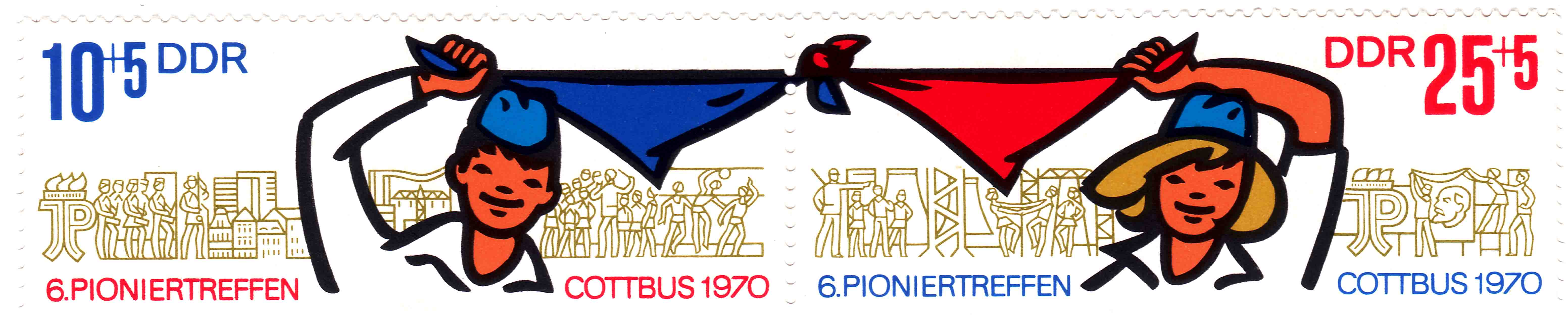 Worldwide Wendish Connection: Stamps.
