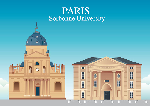 Sorbonne Clip Art, Vector Images & Illustrations.