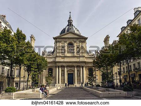 Pictures of Universite de la Sorbonne, Place de la Sorbonne, Latin.