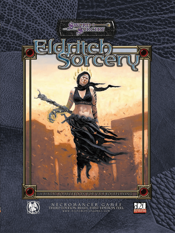 Eldritch Sorcery (d20 PDF).