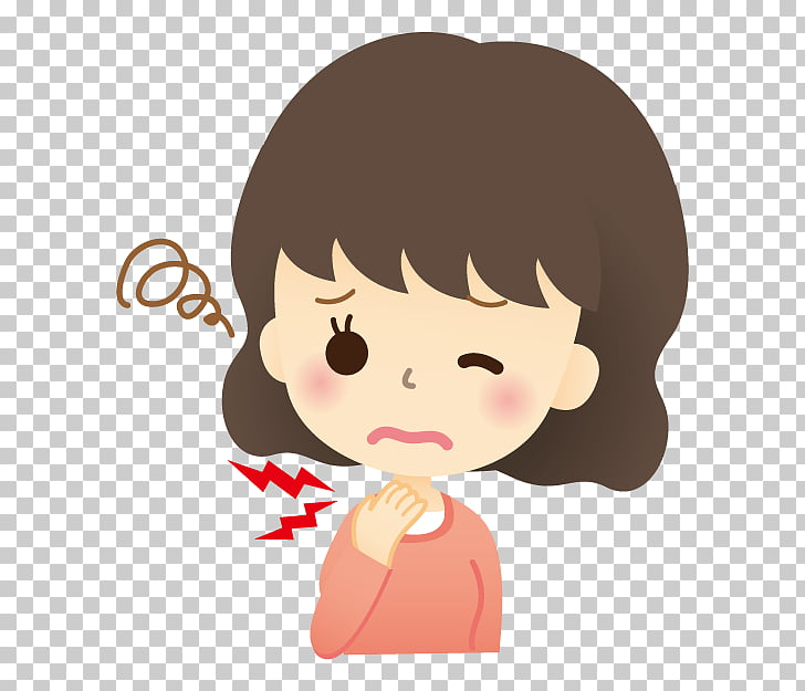 Sore throat Ache Globus pharyngis Tonsil, sore throat PNG.