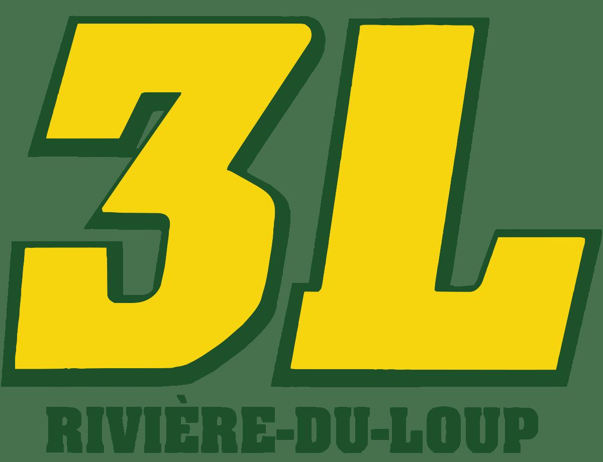 Rivière Du Loup 3L Logo transparent PNG.