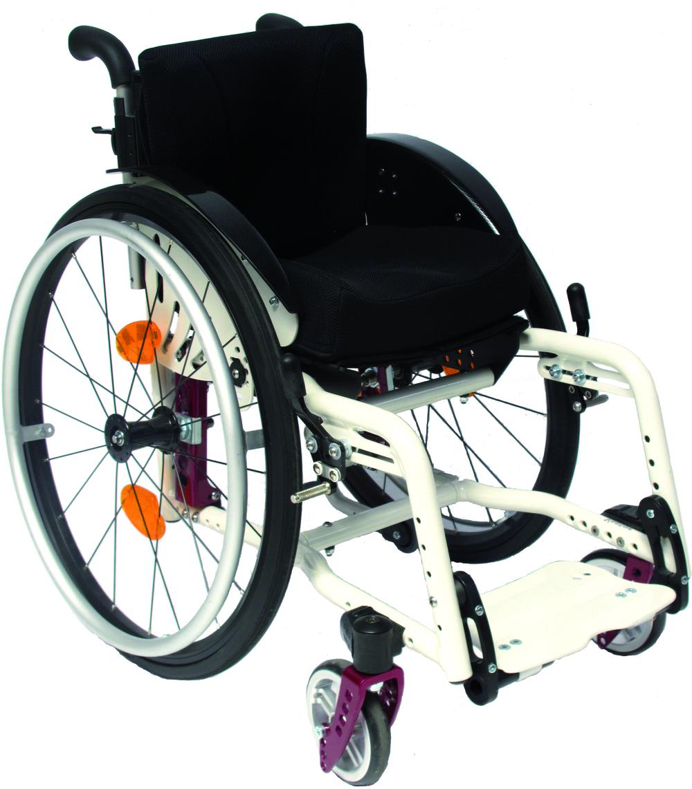 Vector Manual Wheelchair — Motum.